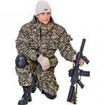 Одежда охранников, одежда охотников