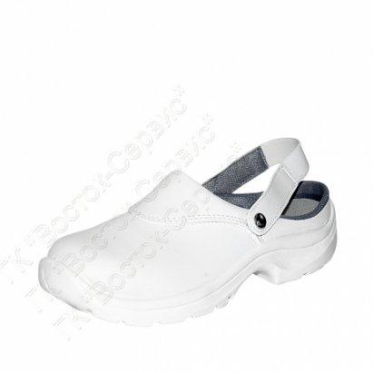 Туфли САБО с металлическим подноском