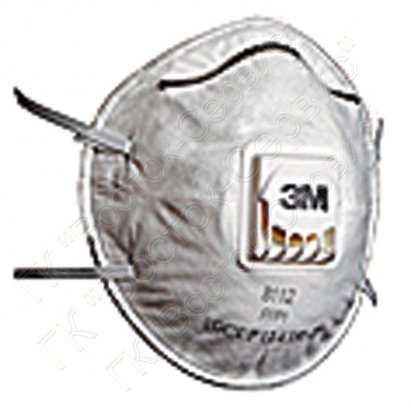 Полумаска фильтрующая ЗМ 8112